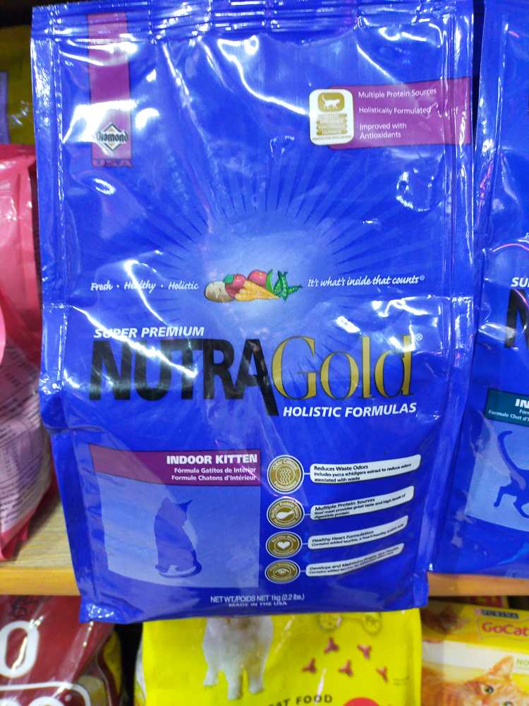 Nutra Gold!