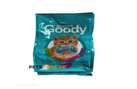 Goody Cat Food For Kitten!