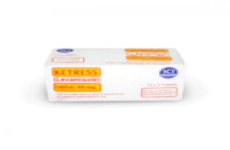 Ketress Tab – 40mg!