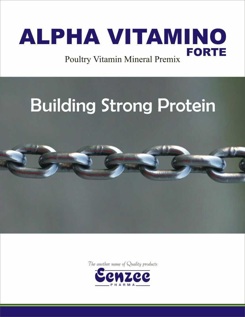 Alpha Vitamino Forte 5 litre!