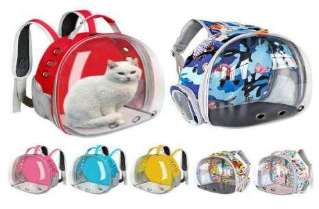 Pet Carrying Bag - Shoulder!