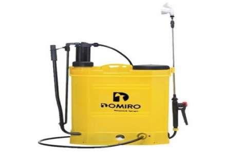 Battery + Manual Sprayer 20L!