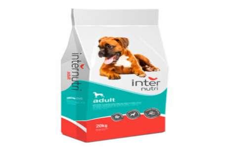 Inter Nutri Adult Dog Food 20 kg!