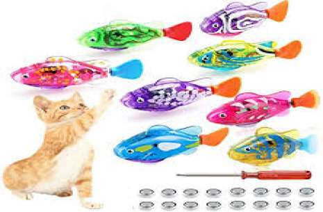 Cat Play Ball 8pcs pack!