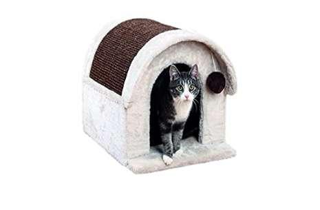 Trixie Arlo Cat House!