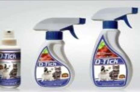 D Tick – Spray!