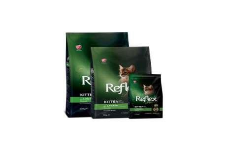 Reflex Plus Kitten Food Chicken  1.5 kg!