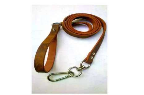 Pure Leather Leash for Dogs!