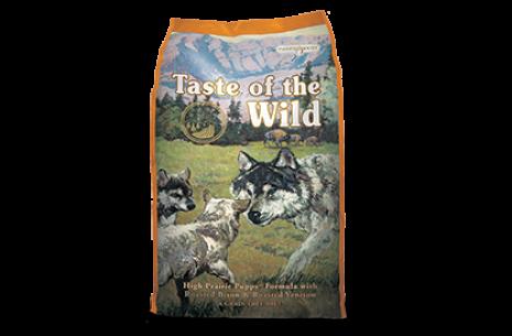 Taste of The Wild Puppy Food 2 kg!