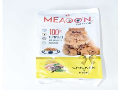 Meaoon Cat Food – Chicken and Fish!