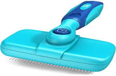 Button Blue brush L!
