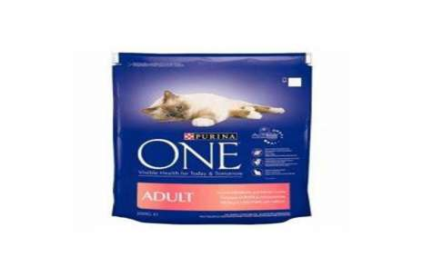 Purina One Adult Cat Food!