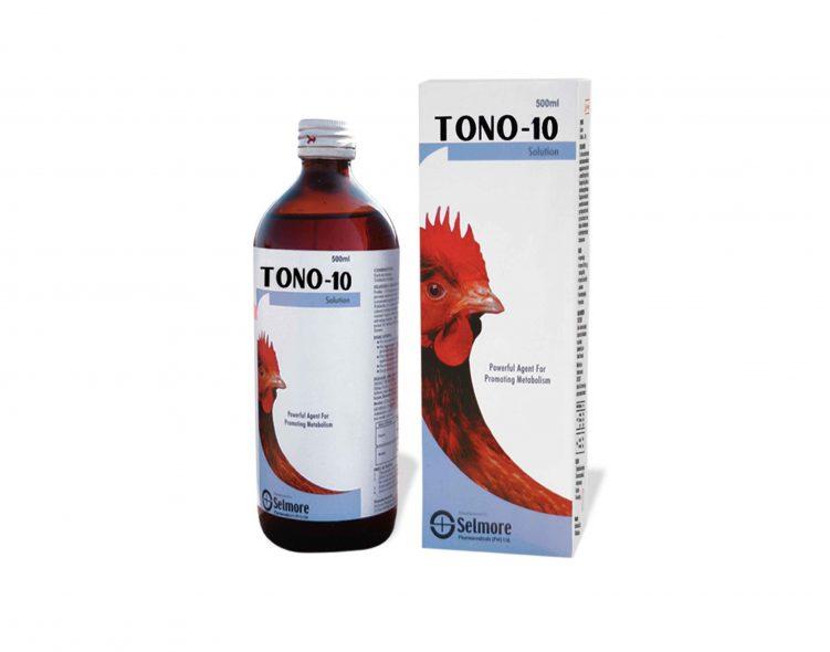 Tono-10!