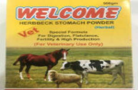 Wel-stomach – pwd 500 gm!