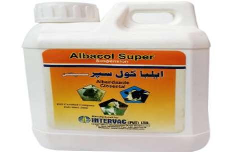 ALBACOL SUPER (SUSPENSION)!