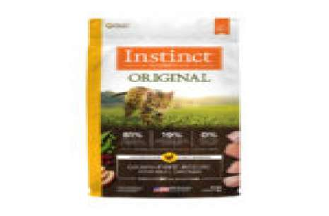 Instinct Original for Cats – Grain-Free Recipe wit!