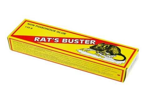 Rat Buster Adhesive Traps!