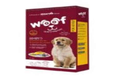 Dog Food Woof 3 kg!