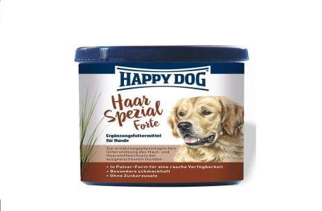 Happy Dog Food Haar Spezial Forte!