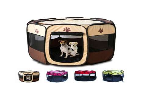 Foldable Kennel – Pet Tents (Small)!
