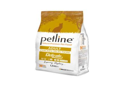 Petline Natutal Premium Cat Food – Chicken Selecti!