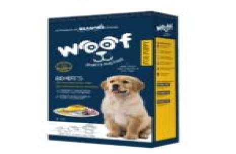 Puppy Food Woof 500 g!
