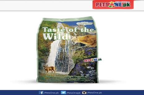 ROCKY MOUNTAIN CAT FORMULA – TASTE OF THE WILD – 2!