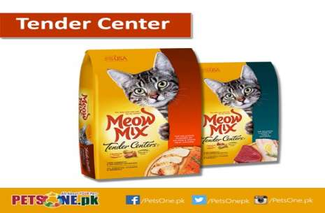 Meow Mix Tender Centers 1.5 kg!