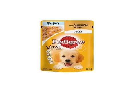 Pedigree Wet Food Pouches for Puppies – 3 in 1 Pac!