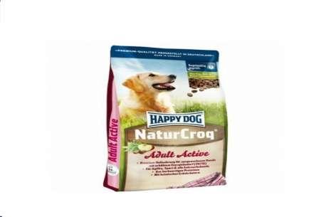 Happy Dog Food NaturCroq Active!