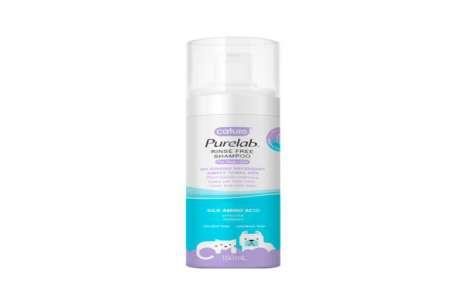 Cature Purelab Dry Wash Shampoo / Rinse Free Wash!
