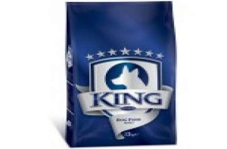 King Adult Dog Regular Food!