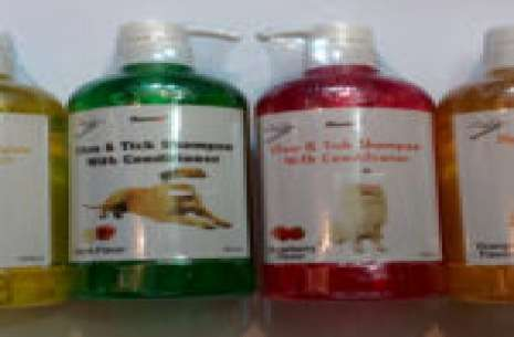 Remu Flea n Tick Shampoo with Conditioner!