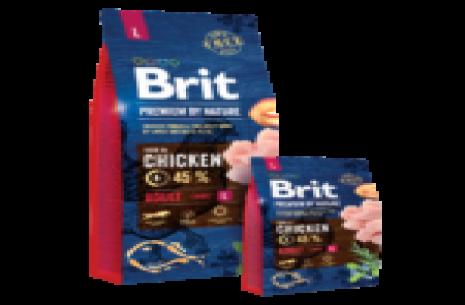 Dog Food Brit Premium 15 kg!