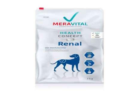 MERA Skin Control Dog Food!