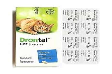 Drontal Plus Cat!