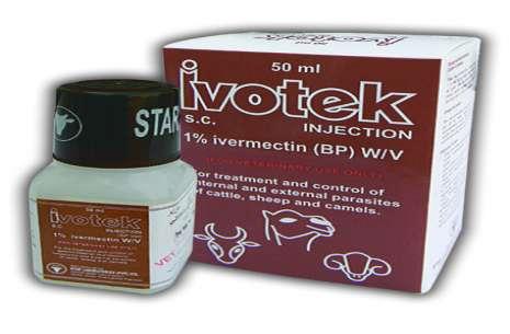 Ivotek Injection 10 ml!