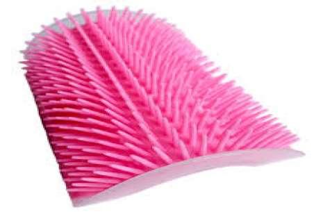 M Brush New Coller Full Plastic!