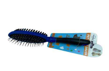 Dual Grooming Brush for Cats/Dogs!