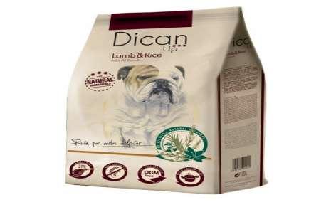 DICAN UP LAMB n RICE Dog Food 26/12!