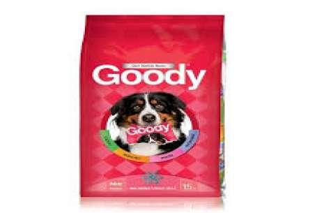 Goody Dog Food Lamb and Rice!