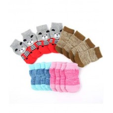 New Warm Indoor Cotton Socks for Cats and Dogs!