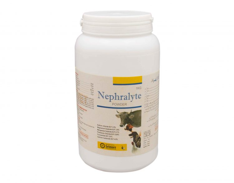nephralyte powder!