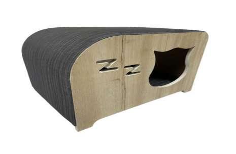 Wooden Indoor Cat / Puppy House!