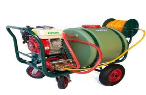 Power Sprayer AP-120!