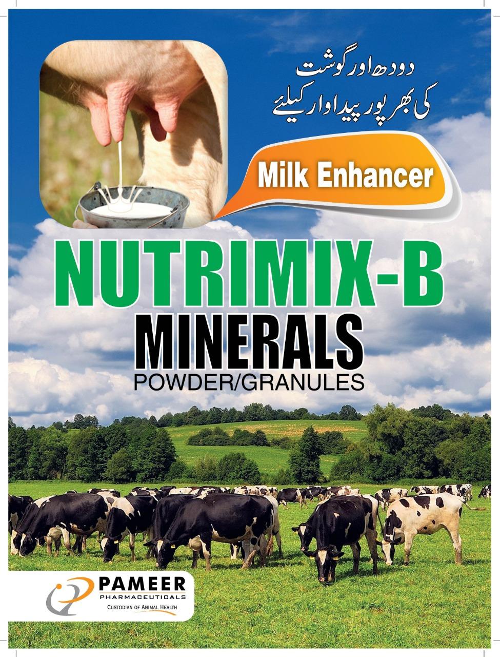 Nutrimix B Minerals!