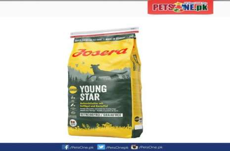 Josera Young Star Puppy Food!