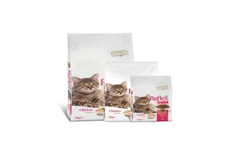 Reflex Cat Food Chicken 15 kg!