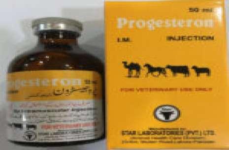 Progesterone 10 ml!