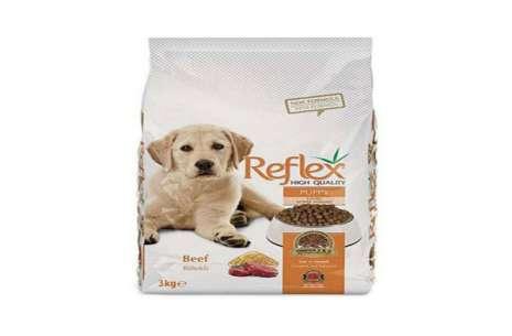 Reflex Dog Food - Puppy Beef 3KG!